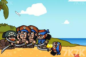 《诅咒之海》游戏画面1