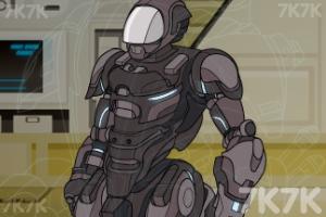 《超级机器人战斗》游戏画面4