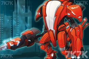 《超级机器人战斗》游戏画面1