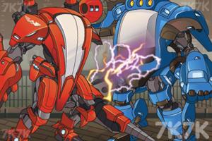 《超级机器人战斗》游戏画面5