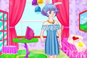 《兔女孩的书房》截图3