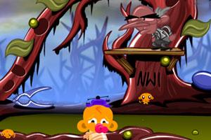 《逗小猴开心系列166》游戏画面1