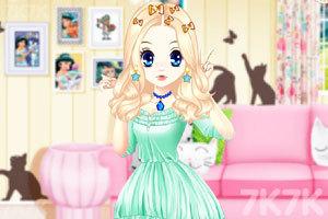 《森迪公主的可爱装扮》截图2