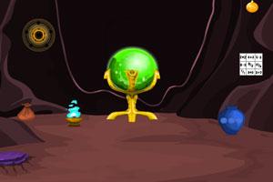 《洞穴逃脱》游戏画面1