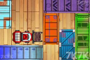 《集装箱货运船》游戏画面2