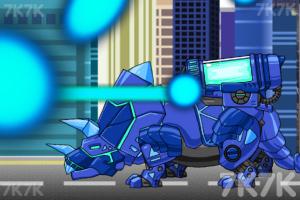 《组装机械三角龙2》游戏画面4