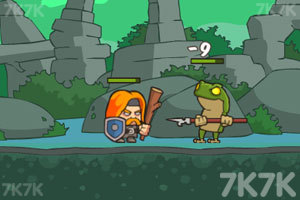 《矮人王国保卫战》游戏画面1