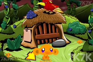《逗小猴开心之世界旅行4》游戏画面2