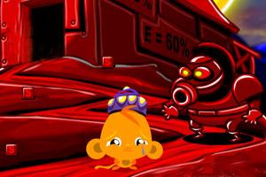 《逗小猴开心系列196》游戏画面1