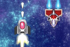 《太空守卫战无敌版》游戏画面1
