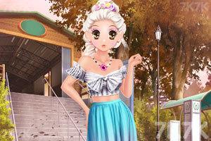 《森迪公主夏日度假》截图1
