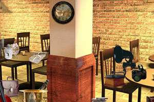 优雅的咖啡店