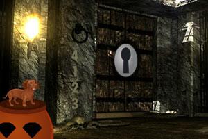《逃离损坏古堡》游戏画面1