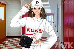 《中国校服》游戏画面1