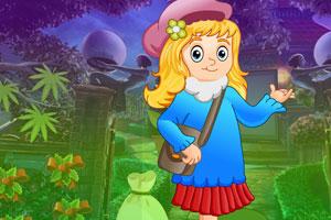 《救援俏皮女孩》游戏画面1