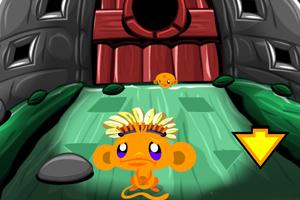 《逗小猴开心系列210》游戏画面1