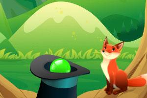 《魔狐泡泡龙》游戏画面1
