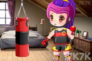 《卡哇伊拳击手》游戏画面2