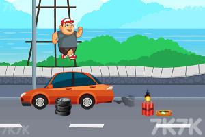 《疯狂的赛跑者》游戏画面2