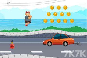 《疯狂的赛跑者》游戏画面3