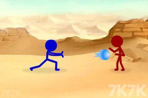 《火柴人街霸2.0荒原之战》截图5