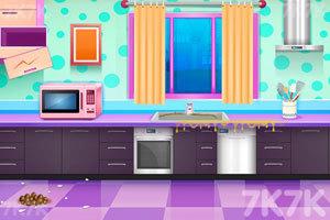 《自制汉堡烹饪》游戏画面2