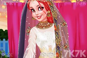 《公主的东方婚礼》游戏画面1