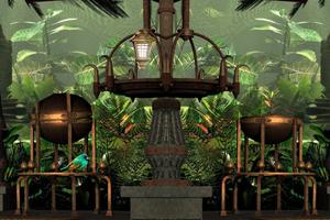《魔法丛林找不同》游戏画面1