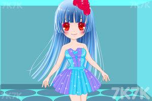 《爱美的小萝莉》游戏画面1
