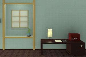 《逃出日式房屋9》游戏画面1