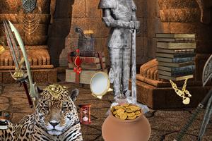 《小矮人的盛宴》游戏画面1