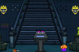 《探索诡异城堡》游戏画面1