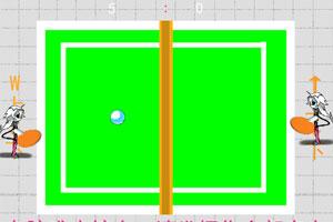 《僵尸乒乓球》游戏画面1