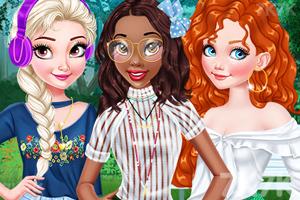 《公主的苏玛丽发型》游戏画面3