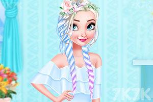 《爱漂亮的公主》游戏画面1
