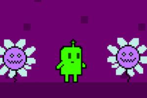 《绿色星人》游戏画面1