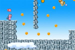 《小飞猪大冒险》游戏画面1
