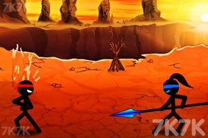 《火柴人格斗进化》游戏画面1