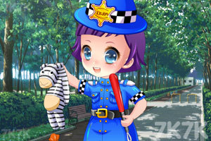 《可爱日本小警花》截图2