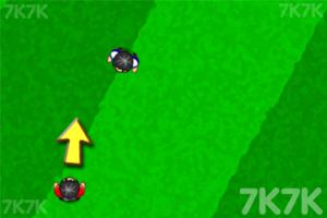 《接力足球》游戏画面2