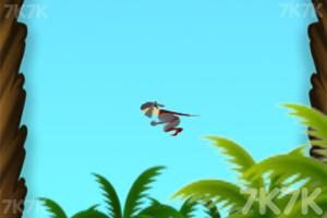 《忍者丛林冒险》游戏画面3