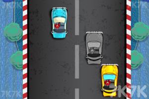 《圣诞超级汽车》截图1