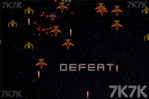 《太空防卫》游戏画面3