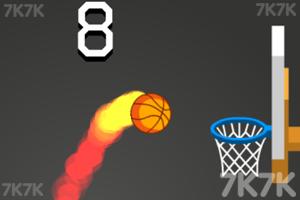 《速射投篮》游戏画面2