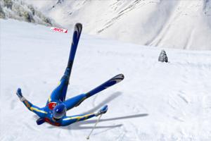 《急速下坡滑雪》截图3