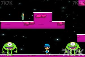 《蓝男孩历险记》游戏画面3