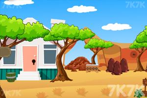 《逃离沙漠风暴》游戏画面2