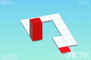 《滚动的红色方块》截图2