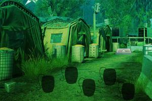 《逃离敌人军营》游戏画面1