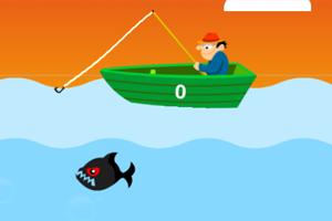 《悠哉大叔钓鱼》游戏画面1